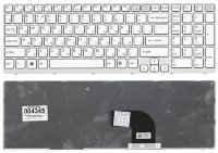 Клавиатура Sony Vaio SVE15 Series White