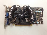Видеокарта БУ AMD Radeon HD 4770 512Mb