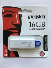 16 Gb Kingston G4 USB 3.1/3.0/2.0