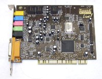 Звуковая карта БУ Creative Sound Blaster Live 5.1 CT4830 PCI